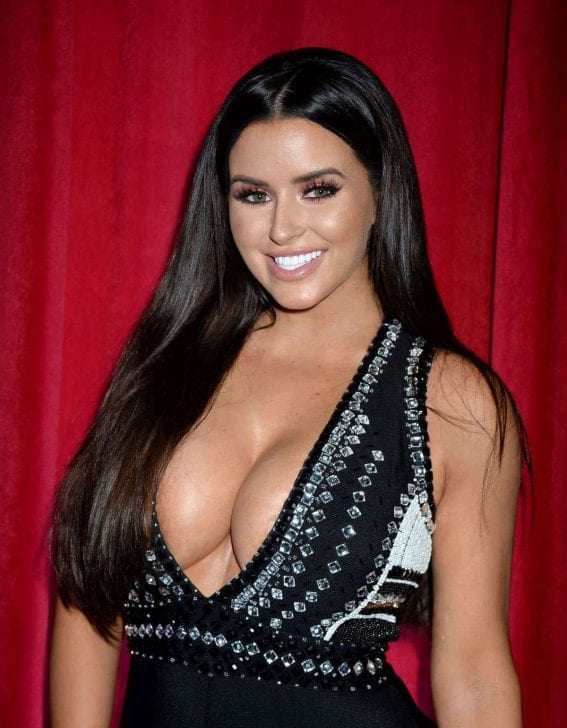 Abigail Ratchford at the 2016 MAXIM Hot 100 Party in Los Angeles