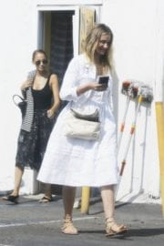 Cameron Diaz Out And About In Beverly Hills