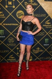 Chanel West Coast at 2016 Maxim Hot 100 Party in Los Angeles
