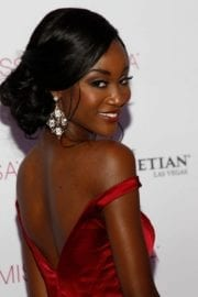 Deshauna Barber 2016 Miss Teen USA Competition in Las Vegas
