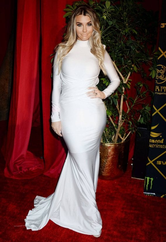 Emily Sears at 2016 Maxim Hot 100 Party in Los Angeles