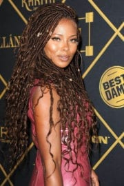 Eva Marcille at 2016 Maxim Hot 100 Party in Los Angeles