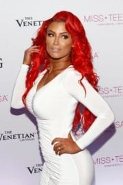 Eva Marie 2016 Miss Teen Usa Competition In Las Vegas