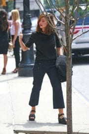 Jenna-Louise Coleman Out in New York City 4