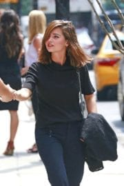Jenna-Louise Coleman Out in New York City 2