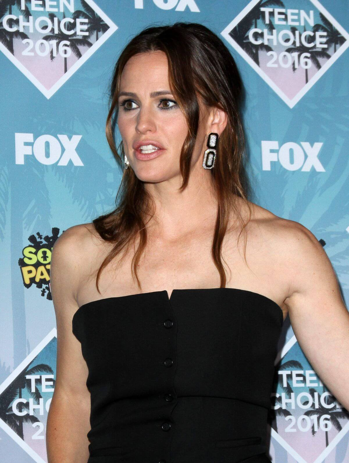 Jennifer Garner at Teen Choice Awards 2016 in Inglewood