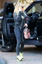 Khloe Kardashian at Montage Hotel in Beverly Hills 6
