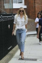 Maria Sharapova Out and About in London – 22 July, 2016 12