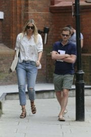 Maria Sharapova Out and About in London – 22 July, 2016 9