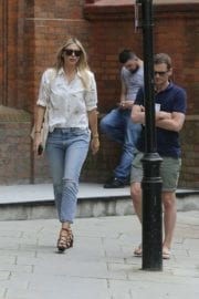 Maria Sharapova Out and About in London – 22 July, 2016 8