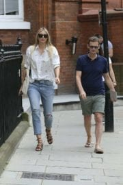 Maria Sharapova Out and About in London – 22 July, 2016 7