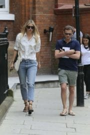 Maria Sharapova Out and About in London – 22 July, 2016 6