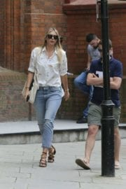 Maria Sharapova Out and About in London – 22 July, 2016 3