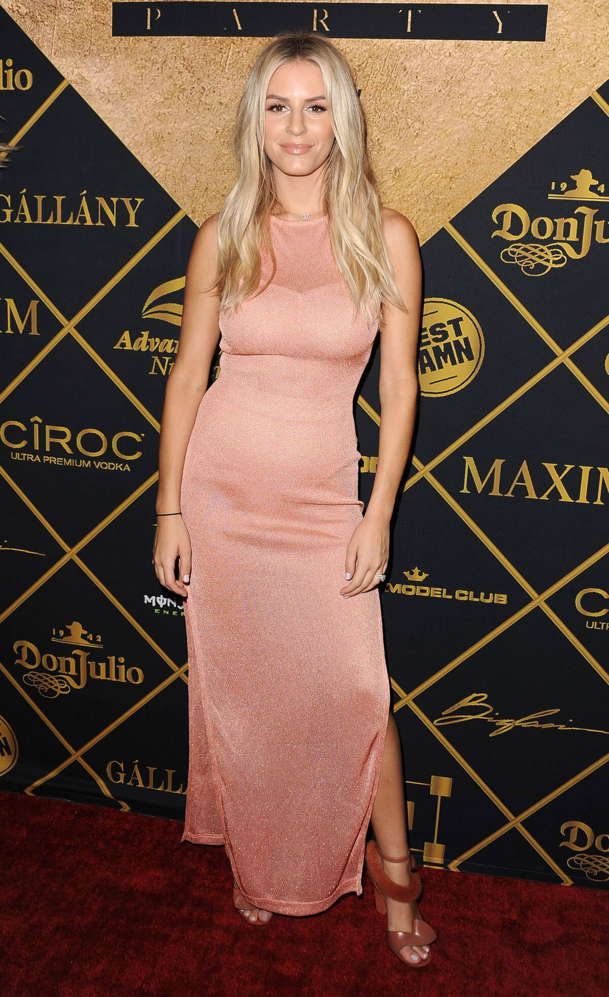 Morgan Stewart at 2016 Maxim Hot 100 Party in Los Angeles