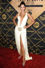 Nicole Murphy at 2016 Maxim Hot 100 Party in Los Angeles