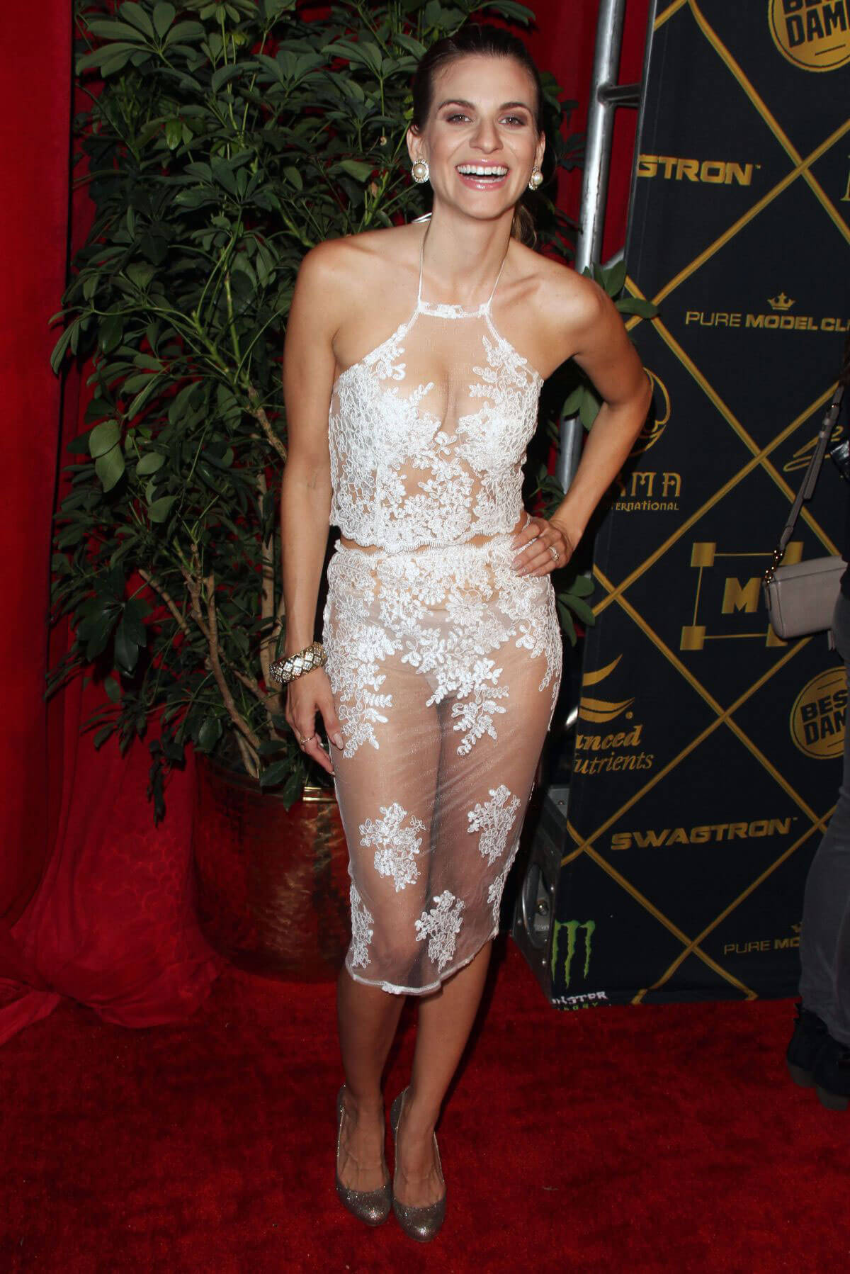 Rachel McCord at 2016 Maxim Hot 100 Party in Los Angeles