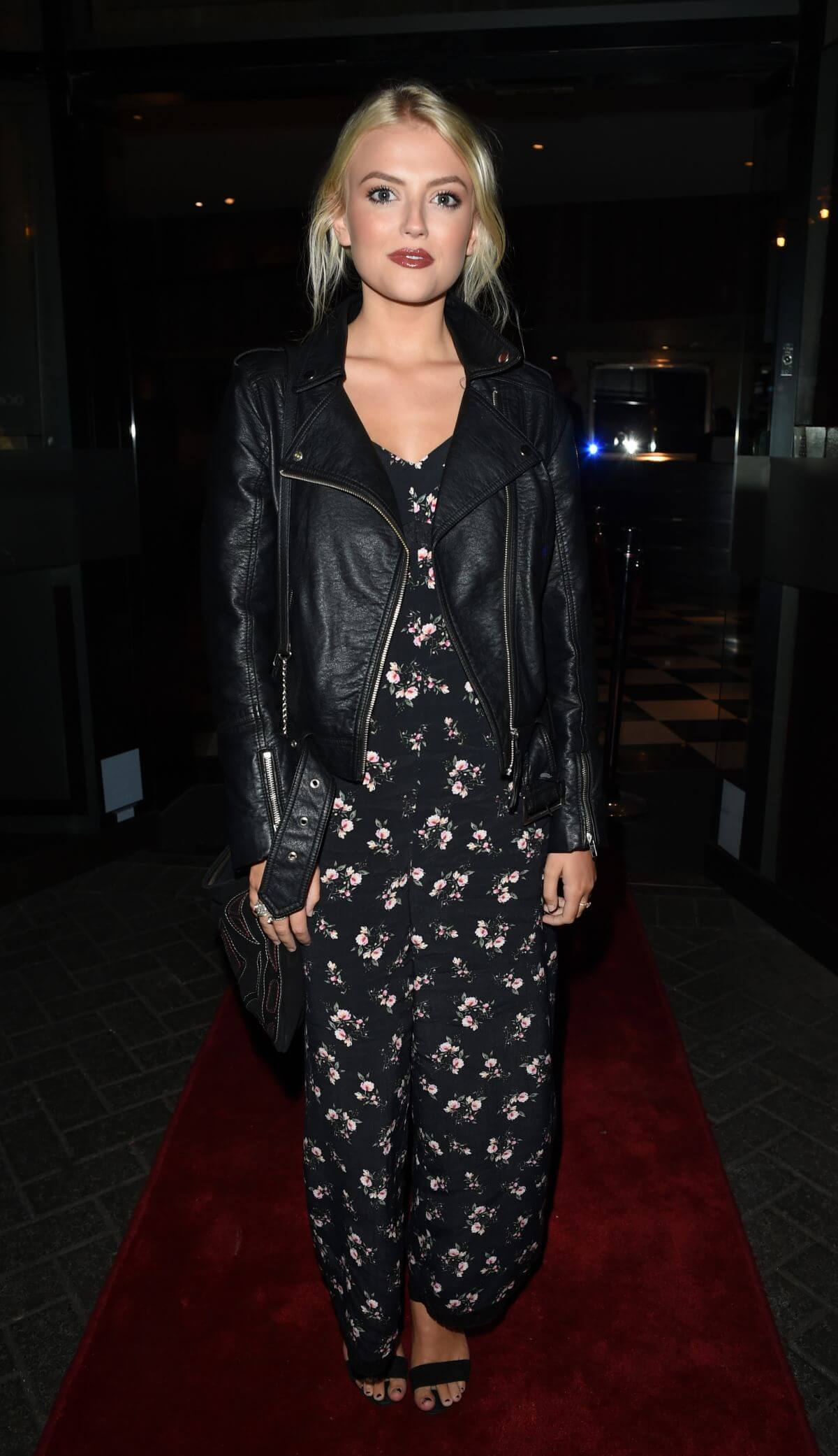 Actress Lucy Fallon at Mal Maison Events Rooms Launch Party in Manchester