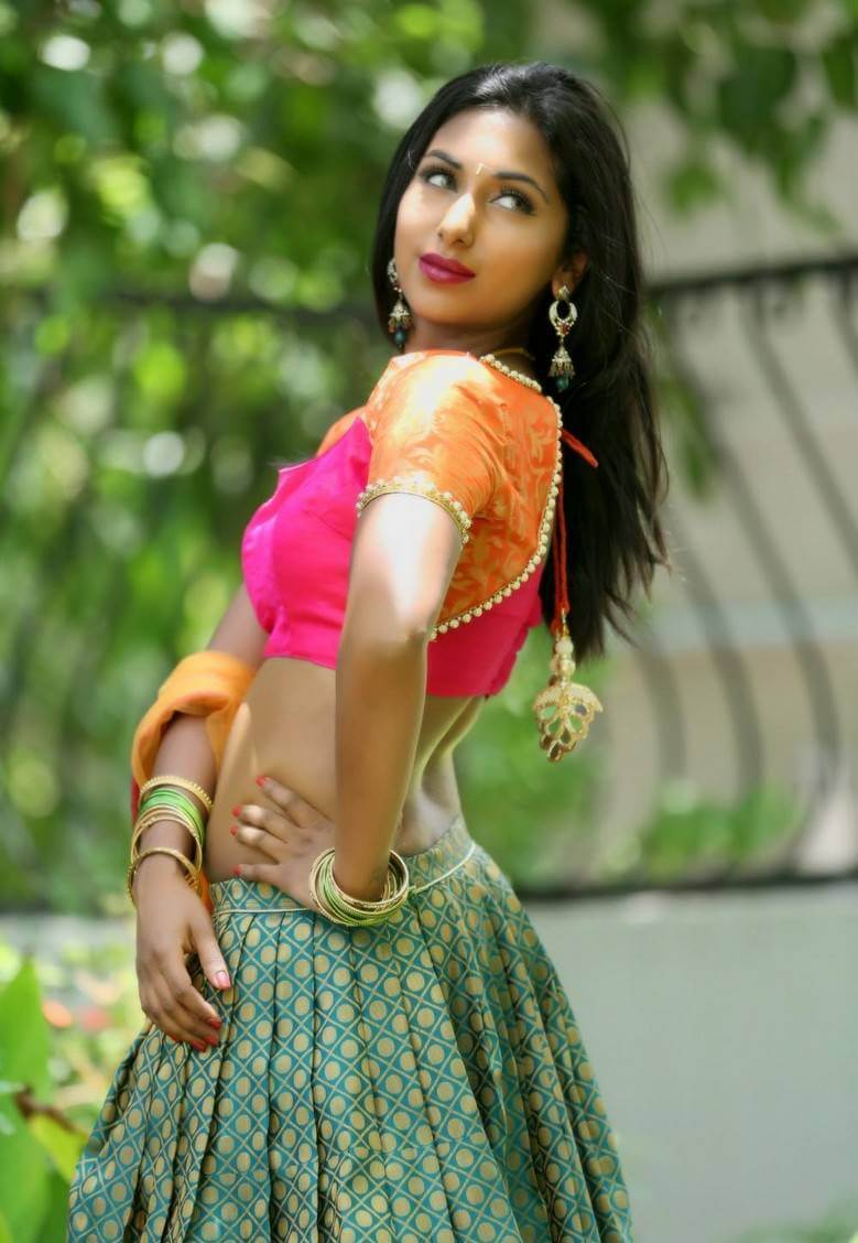 Actress Sabby Jey Photoshoot Images