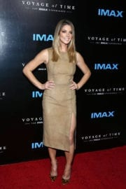 Ashley Greene Stills at the Voyage of Time: The IMAX Experience Premiere in Los Angeles