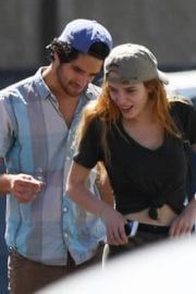 Bella Thorne Stills Out and About in Los Angeles