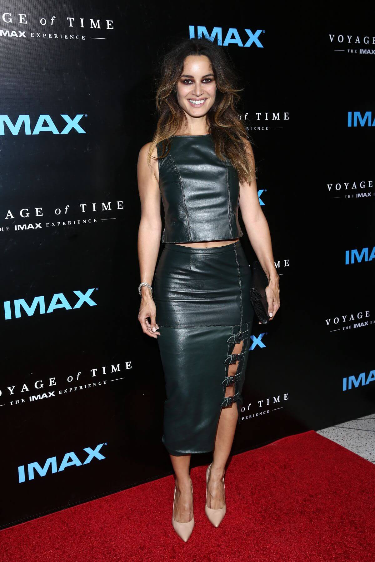 Berenice Marlohe Stills at Voyage of Time: The IMAX Experience Premiere in Los Angeles