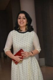 Charmy Kaur at Tollywood Thunders Franchise Launch