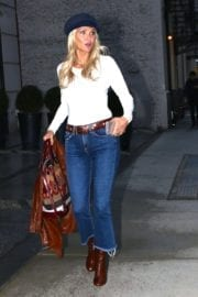 Christie Brinkley Stills Out and About in New York