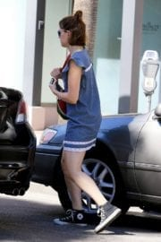 Daisy Ridley Stills Leaves a Medical Office in Los Angeles