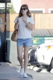Dakota Johnson Out and About in Los Angeles - 14/09/2016