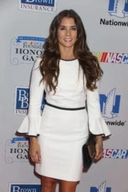 Danica Patrick Stills at Nascar Foundation Honors Gala in New York