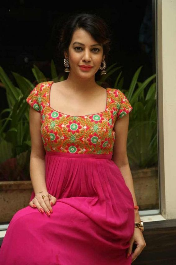 Diksha Panth at Araku Road Lo Audio Launch