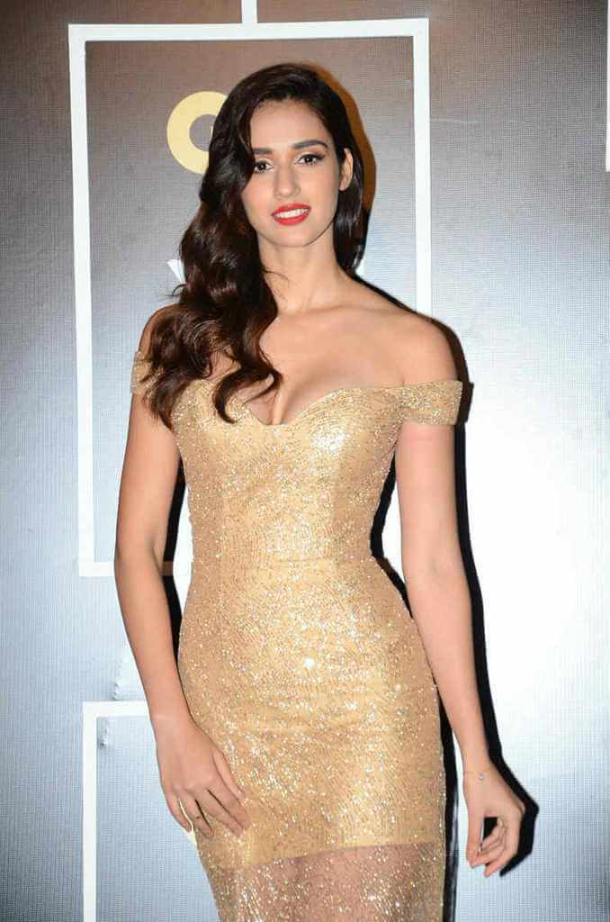 Disha Patani Hot Photoshoot at GQ Awards Photos