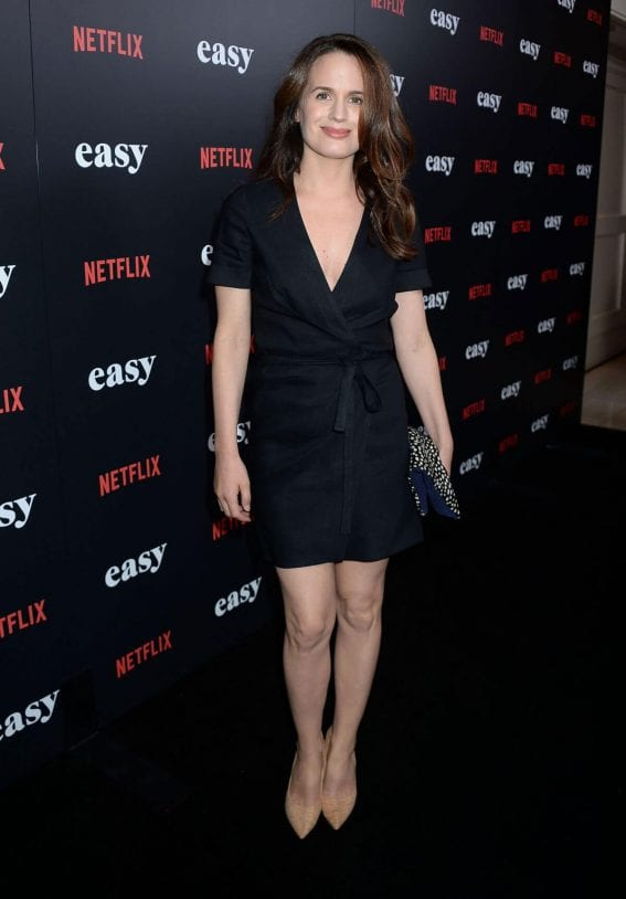 Elizabeth Reaser at Netflix's Easy Premiere in West Hollywood