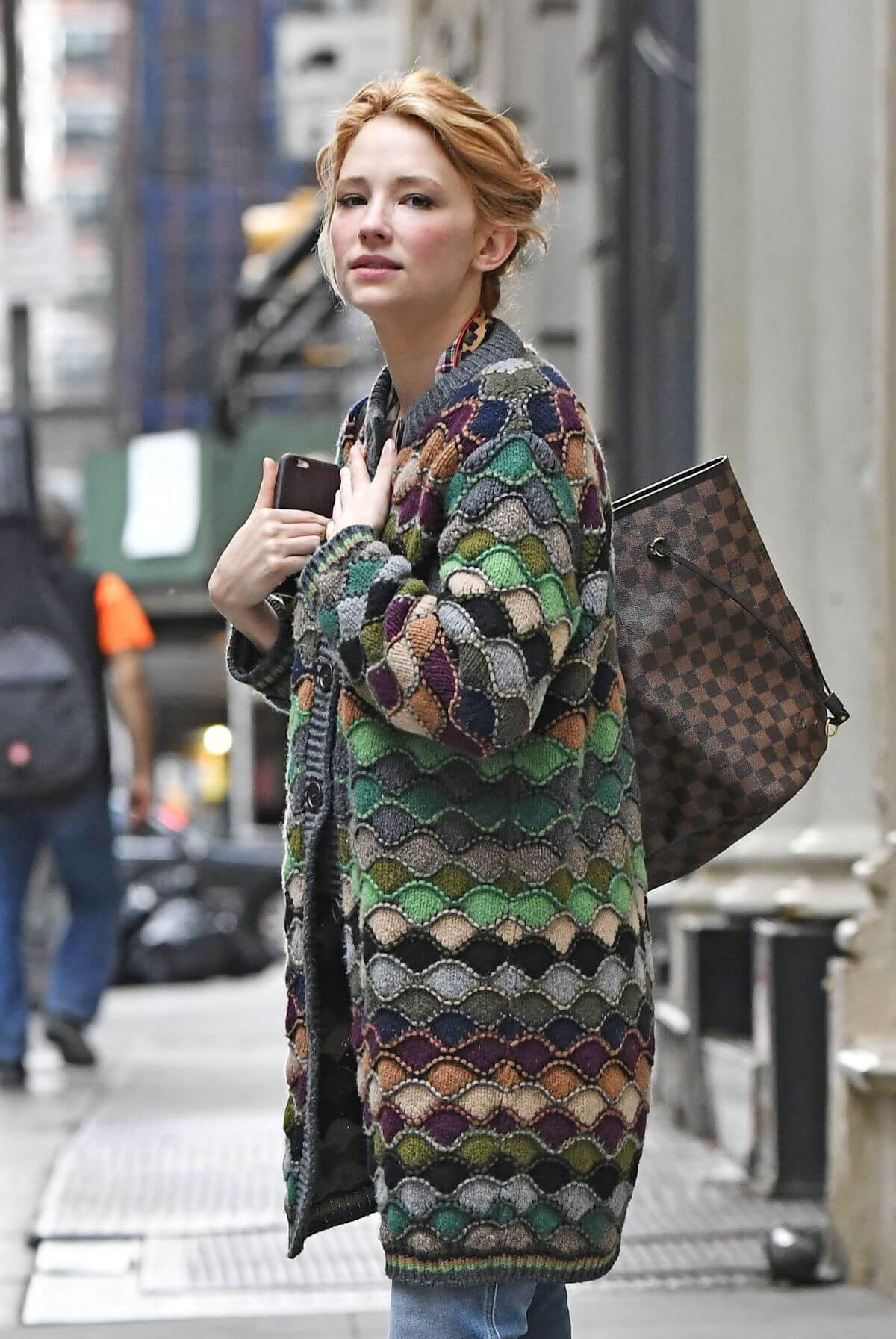 Haley Bennett Stills Out and About in New York