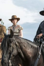 Haley Bennett - The Magnificent Seven (2016) Promos - 15/09/2016