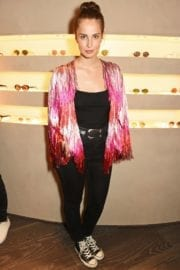 Heida Reed at Oliver Peoples Store Launch Party in London