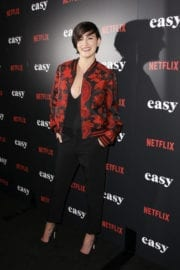 Jacqueline Toboni at 'Easy' Premiere in West Hollywood