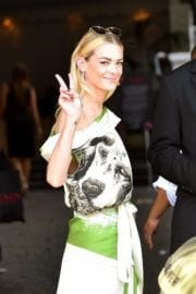 Jaime King Stills Leaves a RevlonEvent at Chateau Marmont in West Hollywood