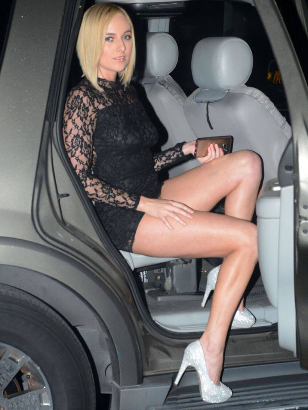 Kate England Enjoys A Night Out In Los Angeles  1509 -3905