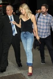 Kate Hudson Stills Out and About in New York