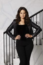 Katie Lowes Stills at Scandal Season 4 Promos