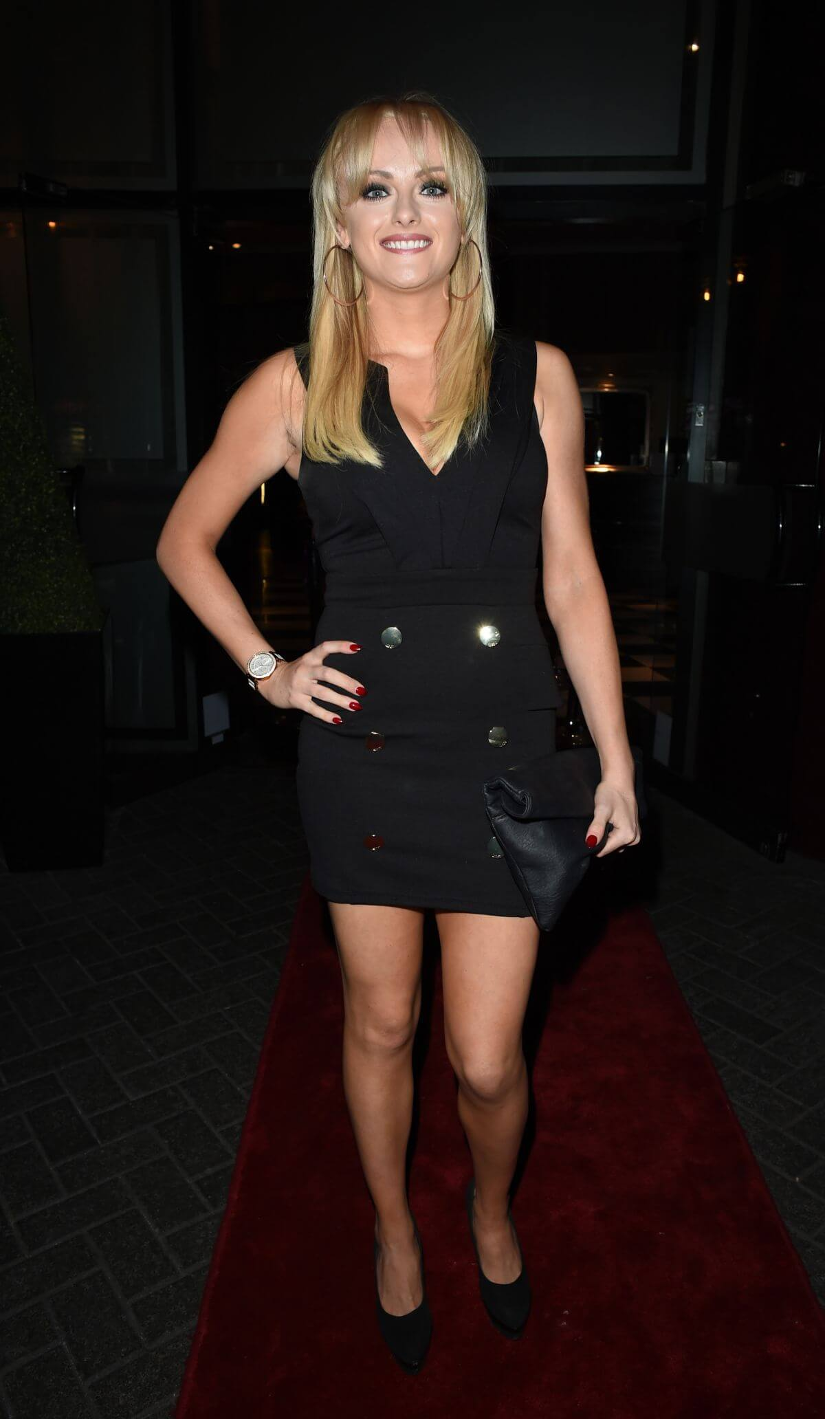 Katie McGlynn at Mal Maison Events Rooms Launch Party in Manchester