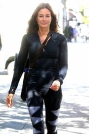 Kelly Killoren Bensimon Out and About in New York