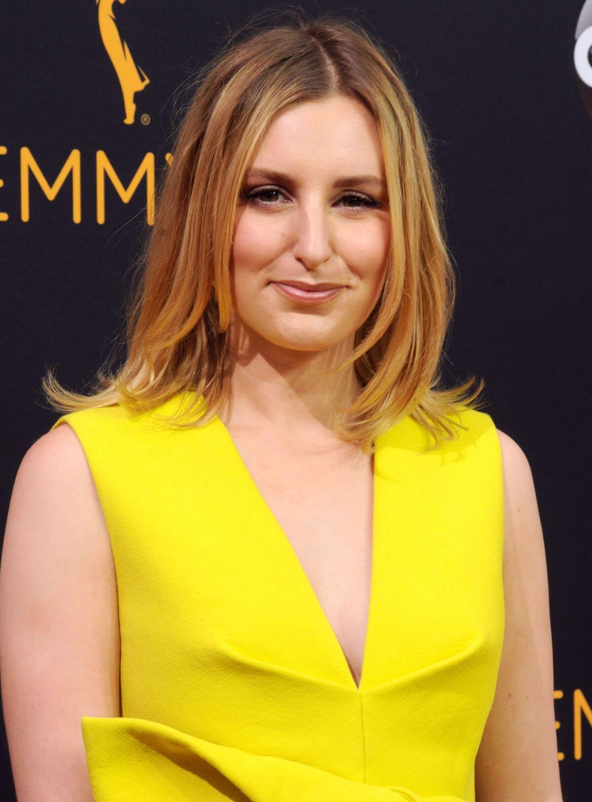 Laura Carmichael at 68th Annual Primetime Emmy Awards in Los Angeles