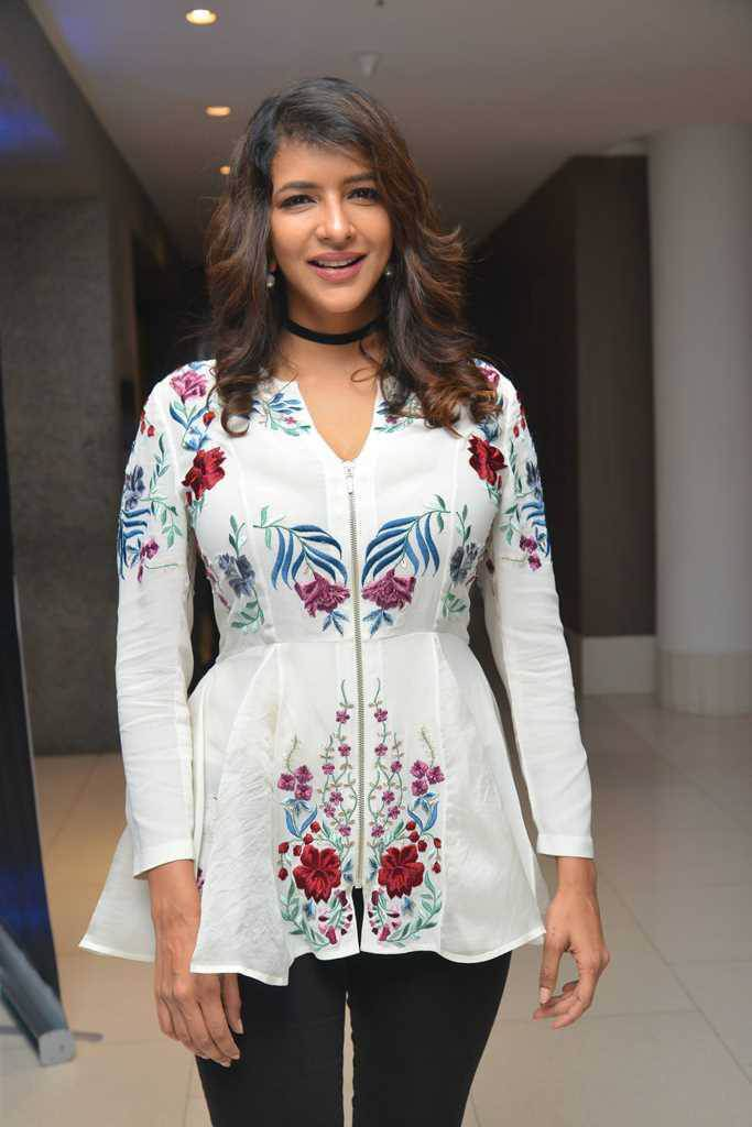 Manchu Lakshmi at Tollywood Thunders Franchise Launch