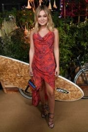 Olivia Holt Stills at Teen Vogue Young Hollywood Party in Los Angeles
