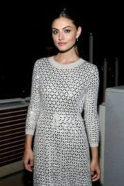 Phoebe Tonkin at Chanel Celebrates Launch in Los Angeles