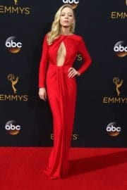 Portia Doubleday at 68th Annual Primetime Emmy Awards in Los Angeles