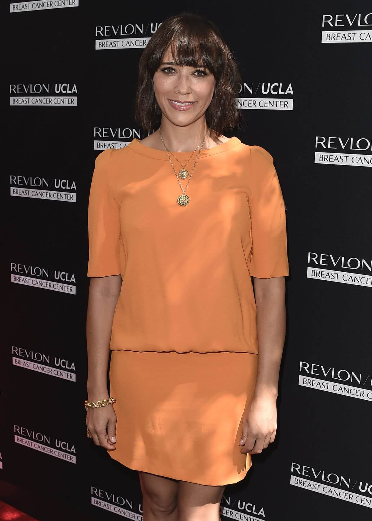 Rashida Jones Stills at the Revlon's Annual Philanthropic Luncheon in Los Angeles