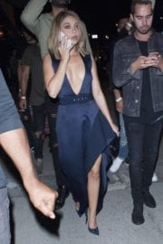 Sarah Hyland Stills at Bootsy Bellows in West Hollywood